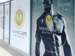 Manscape Shopfront Design