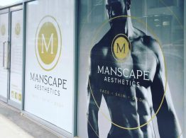 Manscape Shopfront Design