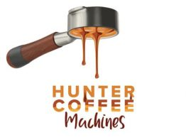 Logo Design Hunter Coffee